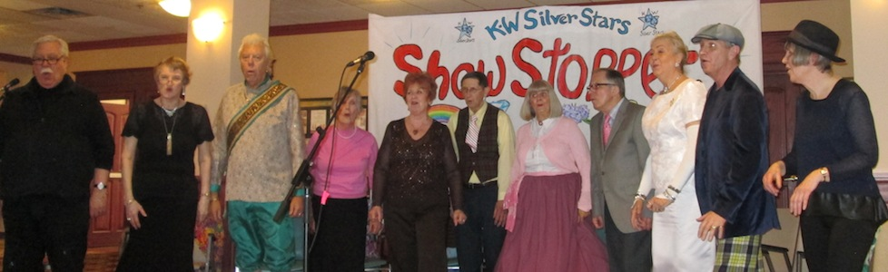 Showstoppers all cast in opening